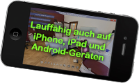iphone schraeg